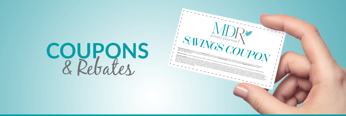 Coupons & Rebates