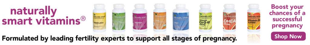 Naturally Smart Vitamins Ad
