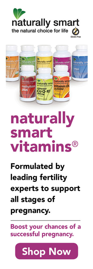 Naturally Smart Vitamins Ad